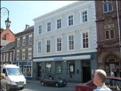 2,071 SF High Street Shop for Rent  |  40 - 42 High Street, Wrexham, LL13 8HP
