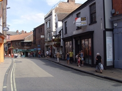 2,121 SF High Street Shop for Rent  |  10 Coppergate, York, YO1 9NR