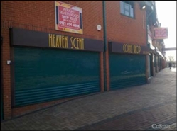 574 SF Shopping Centre Unit for Rent  |  Units 18 -19, Tipton Shopping Centre, Tipton, DY4 8QL