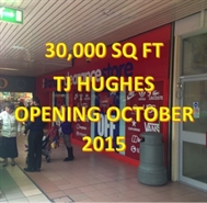 1,960 SF Shopping Centre Unit for Rent  |  26-27 The Palatine, The Strand Shopping Centre, Bootle, L20 4SN