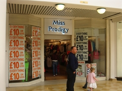 1,068 SF Shopping Centre Unit for Rent  |  Unit 93, Whitgift Centre, Croydon, CR0 1US