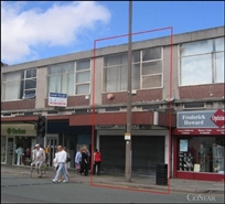 691 SF High Street Shop for Rent  |  42 Wallasey Road, Wallasey, CH45 4NW