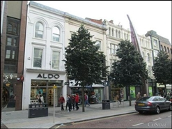1,326 SF High Street Shop for Rent  |  12 Donegall Place, Belfast, BT1 5BA