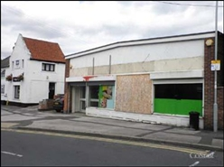 2,670 SF High Street Shop for Sale  |  Former Co-Op, Nottingham, NG12 5AA