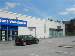 2,711 SF Retail Park Unit for Rent  |  Retail Warehouse, Leeds, LS10 1AE