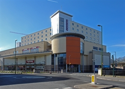 1,765 SF Shopping Centre Unit for Rent  |  Unit C4, Riverside, Hemel Hempstead, HP1 1BT