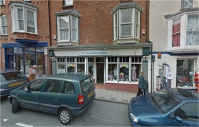 775 SF High Street Shop for Rent  |  5-6 Priory Street, Cardigan, SA43 1BZ