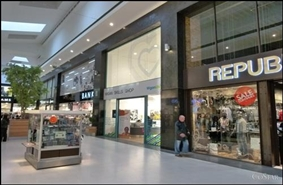 1,198 SF Shopping Centre Unit for Rent  |  Unit 19, Grand Arcade Shopping Centre, Wigan, WN1 1BH