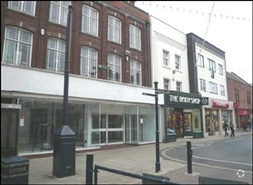 1,214 SF High Street Shop for Rent  |  8 - 9 King Street, Great Yarmouth, NR30 2BA