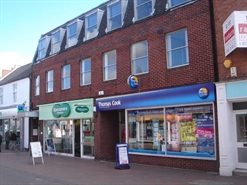 1,275 SF High Street Shop for Rent  |  5-7 Upper Brook Street, Rugeley, WS15 2DP