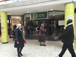 1,309 SF Shopping Centre Unit for Rent  |  29 Merrion Centre, Leeds, LS2 8LY