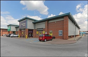 9,880 SF Retail Park Unit for Rent  |  Unit 4, Doncaster, DN5 9TP