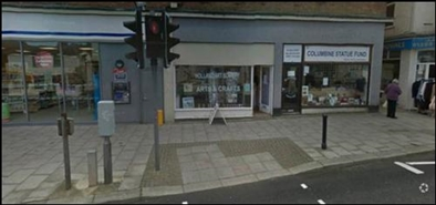 441 SF High Street Shop for Rent  |  20 High Street, Walton On The Naze, CO14 8BH