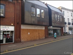 2,185 SF High Street Shop for Rent  |  66 High Street, Ramsgate, CT11 9RS
