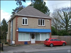 521 SF High Street Shop for Rent  |  Advanta House, Verwood, BH31 7PU