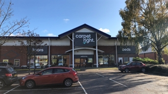 10,000 SF Out of Town Shop for Rent  |  Unit 5, Eastern Avenue Retail Park, Gloucester, GL4 3EA