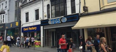 755 SF High Street Shop for Rent  |  49 Union Street, Torquay, TQ1 1ET