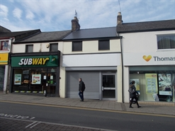 687 SF High Street Shop for Rent  |  53 Cardiff Road, Caerphilly, CF83 1FP