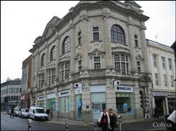 1,528 SF High Street Shop for Rent  |  Mond Building, Swansea, SA1 3DN