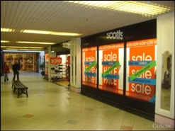 1,674 SF Shopping Centre Unit for Rent  |  The Galleries Shopping Centre, Wigan, WN1 2NA