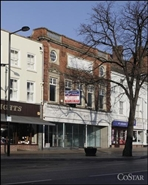 2,400 SF High Street Shop for Rent  |  41 - 43 High Street, Evesham, WR11 4DA