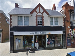 3,896 SF High Street Shop for Rent  |  240 Fleet Road, Fleet, Hampshire, GU514BX