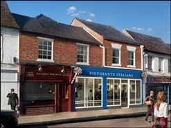 1,606 SF High Street Shop for Rent  |  55 - 57 High Street, Princes Risborough, HP17 0AE