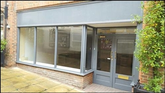 1,234 SF High Street Shop for Rent  |  Unit 1-2, Alton, GU34 1HZ