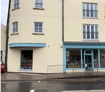 652 SF High Street Shop for Rent  |  Unit 3, Prince of Wales Road, Kingsbridge, TQ7 1DX