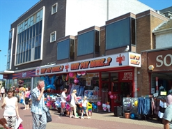1,165 SF High Street Shop for Rent  |  3 High Street, Rhyl, LL18 1EN
