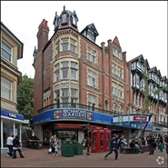 7,832 SF Shopping Centre Unit for Rent  |  Unit 1, Richmond Gardens, Bournemouth, BH1 1EN