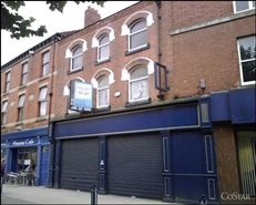 1,181 SF High Street Shop for Rent  |  51 - 53 Old Street, Ashton Under Lyne, OL6 6BB