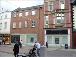 2,785 SF High Street Shop for Rent  |  19 - 21 Baxtergate, Doncaster, DN1 1LD