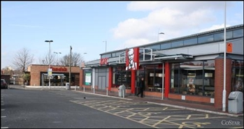 2,000 SF Retail Park Unit for Rent  |  UNIT 11, Stockport, SK1 2HD