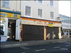 441 SF High Street Shop for Rent  |  4 Clarendon Road, Portsmouth, PO5 2EE