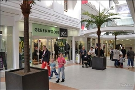 2,132 SF Shopping Centre Unit for Rent  |  Unit 3a, Market Walk Shopping Centre, Northampton, NN1 2EB