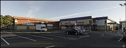10,023 SF Out of Town Shop for Rent  |  Unit 2, Sunderland, SR5 3NU