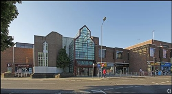 3,499 SF Shopping Centre Unit for Rent  |  Units B01 & B02, Jackson Square Shopping Centre, Bishops Stortford, CM23 3XG