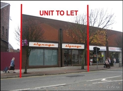 1,884 SF High Street Shop for Rent  |  15 - 17 Liscard Village, Wallasey, CH45 4JG