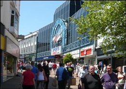1,729 SF Shopping Centre Unit for Rent  |  Unit 4, Avenue Centre, Bournemouth, BH2 5RP