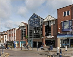 940 SF Shopping Centre Unit for Rent  |  White Lion Walk Shopping Centre, Guildford, GU1 3DN