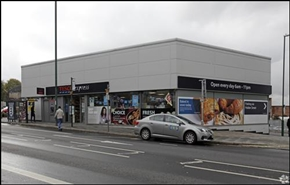 1,526 SF Out of Town Shop for Sale  |  Unit 3, Nottingham, NG7 3JL