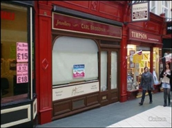 291 SF Shopping Centre Unit for Rent  |  Unit 26, Makinson Arcade, Wigan, WN1 1PL