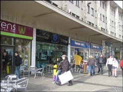 635 SF High Street Shop for Rent | 5 Old Town Street, Plymouth, PL1 1DA