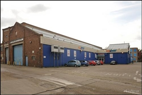 2,000 SF Out of Town Shop for Rent  |  Unit F2, Felnex Trading Estate, Wallington, SM6 7EL