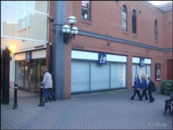 3,072 SF Shopping Centre Unit for Rent  |  The Galleries Shopping Centre, Wigan, WN1 1AL