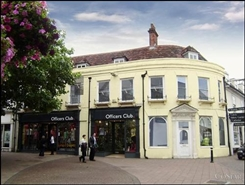 2,994 SF High Street Shop for Rent  |  28-28A Cornhill, Bury St Edmunds, IP33 1DY