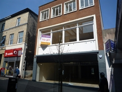 1,808 SF High Street Shop for Rent  |  112-112a George Street, Altrincham, WA14 1RF