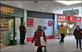 1,660 SF Shopping Centre Unit for Rent  |  Unit 86, Frenchgate Shopping Centre, Doncaster, DN1 1SW