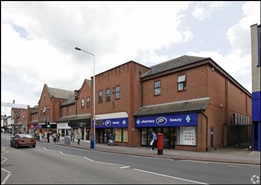 1,006 SF Shopping Centre Unit for Rent  |  Unit 6, The Pavilion Shopping Centre, Tonbridge, TN9 1TE